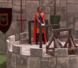 Shelli plays in the week 6 #POV competition #BB17