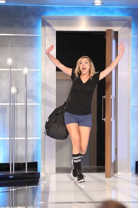 Julia is evicted and sent to the jury house #BB17