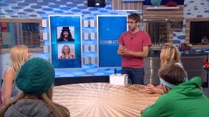 Steve nominates Austin and Liz for eviction #BB17