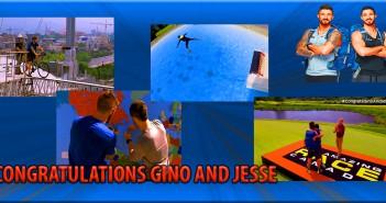 Gino Montani and Jesse Montani win Amazing Race Canada 3