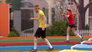 Johnny Mac wins the Life in Pieces #POV #BB17