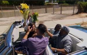 Ben Higgins, Caila Quinn, Ice Cube, Kevin Hart, The Bachelor Season 20