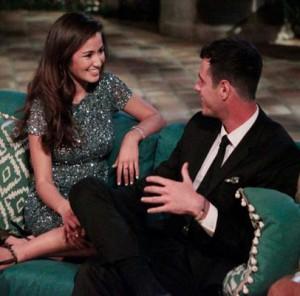 Ben Higgins, Caila Quinn The Bachelor Season 20