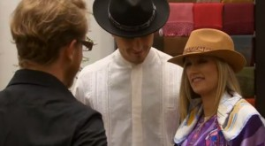 Ben Higgins, Lauren Himle, Pineda Covalin, The Bachelor