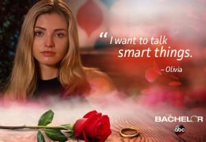 Ben Higgins, Olivia Caridi, The Bachelor