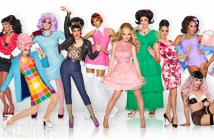 RuPaul's #DragRace Season 8 Cast