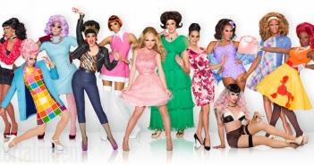 RuPaul's #DragRace Season 8 Cast