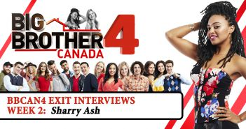 Sharry Ash, Big Brother Canada, Big Brother Canada 4