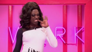Bob the Drag Queen makes her apperance on #DragRace