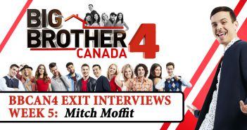 Mitch Moffitt, Big Brother Canada, 4, BBCAN4, Your Reality Recaps