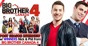 Big Brother Canada 4, BBCAN4, Big Brother Canada 4, Nick Paquette, Phil Paquette., Your Reality Recaps