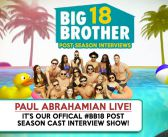 #BB18 Post Season Interview: Paul Abrahamian