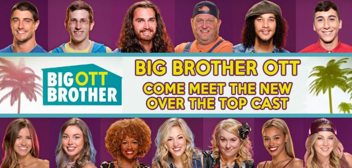 #BBOTT Meet Your New Big Brother Cast!