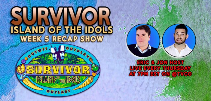 SURVIVOR 39: Island Of The Idols Week 5 Recap