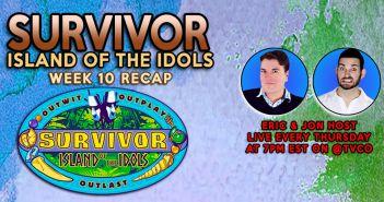 SURVIVOR 39: Island Of The Idols Week 10 Recap