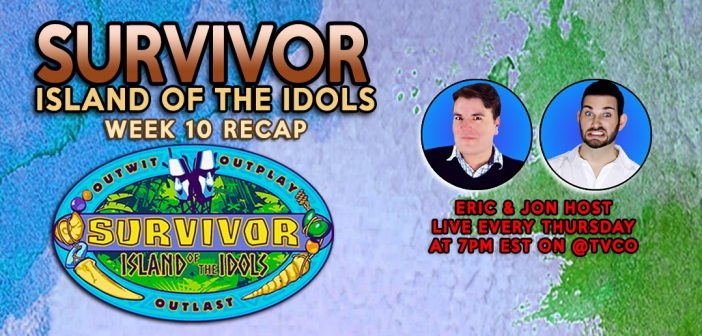 SURVIVOR 39: Island Of The Idols Week 10 Recap