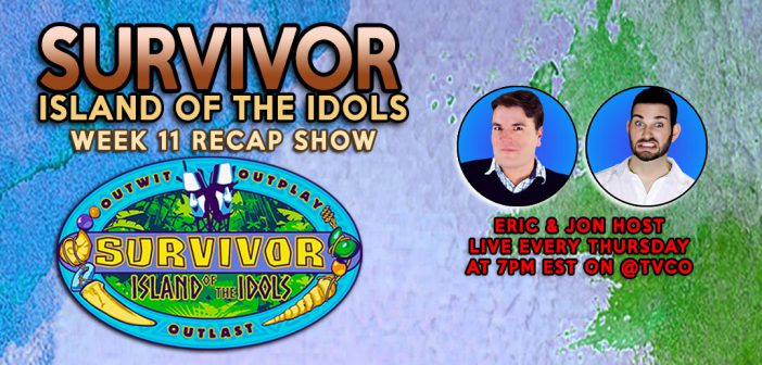 SURVIVOR 39: Island Of The Idols Week 11 Recap