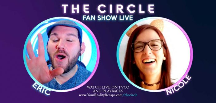 THE CIRCLE US: Fan Show Live!