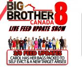 BBCAN8 LIVE FEED UPDATE SHOW:  March 9th